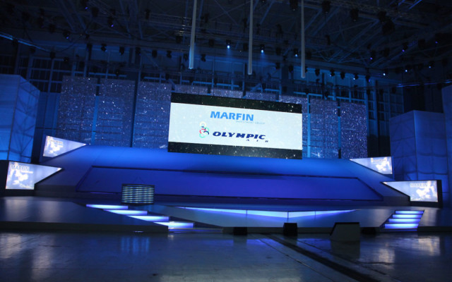 main stage - olympic air event
